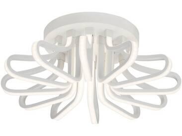 AEG Tressa LED Deckenleuchte 55cm weiß, weiß, weiß