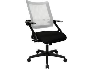 TOPSTAR Bürostuhl »New Smove«, schwarz, schwarz/weiß