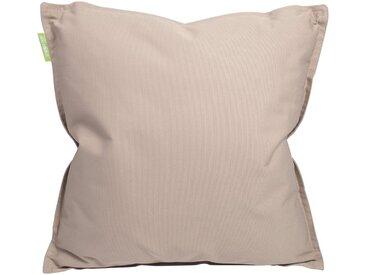 OUTBAG Kissen »Cushion 50/50 Plus«, Indoor / Outdoor geeignet, braun, braun