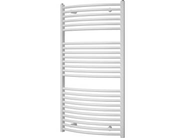 Schulte SCHULTE Designheizkörper »Round«, weiß, Größe 2: B/H 60/113,5 cm, 113.5 cm, weiß