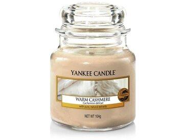 Yankee Candle Duftkerze »Classic Housewarmer Klein Warm Cashmere«