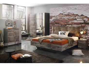 rauch SELECT Bett »Timberstyle«, grau, Sunwood-Dekor/graphit