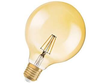Osram Vintage 1906 LED - LED-Lampe, Vintage-Edition »RF GLOBE 35 4 W/824 E27 FIL«, goldfarben, gold