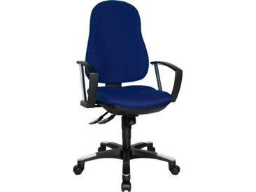 TOPSTAR Bürostuhl »Trend SY 10«, blau, blau