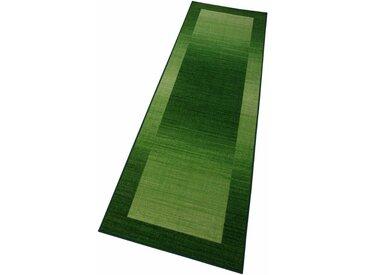 THEKO Läufer »Gabbeh Ideal«, rechteckig, Höhe 6 mm, grün, grün