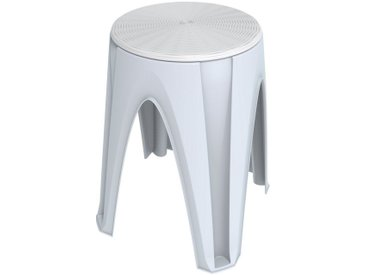 Bischof Duschhocker Duschhocker, Sitzfläche um 360° drehbar, Sitzfläche Ø 28 cm, Gewicht: 1,22 kg