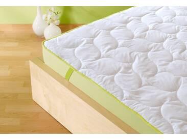 KBT Bettwaren Matratzenauflage »Greenfirst Anti-Mücken-Ausrüstung« , weiß, atmungsaktiv