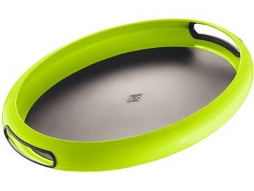 WESCO Wesco Tablett »SPACY TRAY«, grün, L, Limegreen