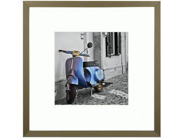 Henzo Bilderrahmen »Umbria 20x20 Holz 8149106«, braun, brown