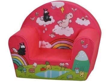 Knorrtoys® knorr toys Kindersessel, »Nici, Theodor Carbon, pink«, pink