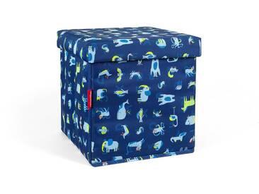 REISENTHEL® Sitzbox Kids, abc friends blue