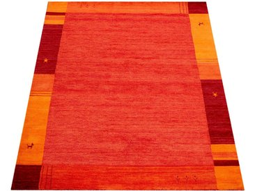 Paco Home Teppich »Gabbeh 306«, rechteckig, Höhe 14 mm