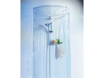 Kleine Wolke KLEINE WOLKE Dusch-Schirm »Spider«, weiß, kristallfarben