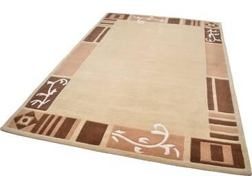 THEKO Teppich »Hawai 7098«, rechteckig, Höhe 14 mm, natur, 14 mm, beige