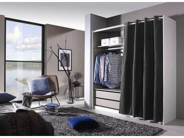 rauch PACK´S Kleiderschrank »Maintal«, weiß, 180 cm, mit 2 Schubkästen, mit 2 Schubkästen, weiß