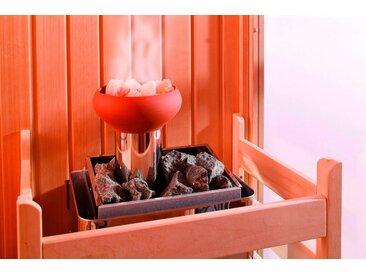 Karibu Salzkristall »Vita Sole«, inkl. 1 kg Salzkristalle, rot, rot