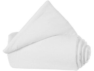 Tobi Gitterschutz Organic Cotton für Verschlussgitter alle babyba, weiß, weiß