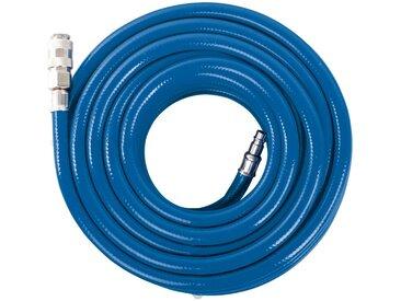 Scheppach Druckluftzubehör »Schlauch für Kompressor 15 m«, blau, blau