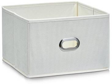 Zeller Present Zeller Korb »Aufbewahrungsbox«, natur, beige