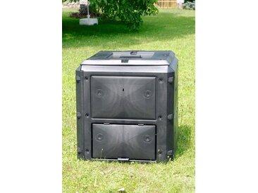 KHW Komposter »Bio Quick Basismodell«, 420 Liter. BxTxH: 75x75x80 cm