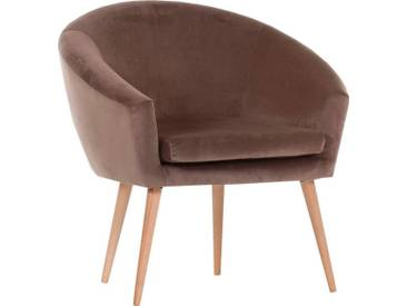 Gutmann Factory Sessel »Pietro« in toller Farbvielfalt, braun, taupe