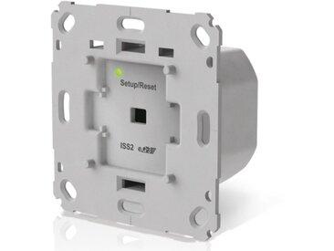 innogy Smart Home Zubehör »Unterputz-Lichtschalter (ISS2)«, grau, Grau