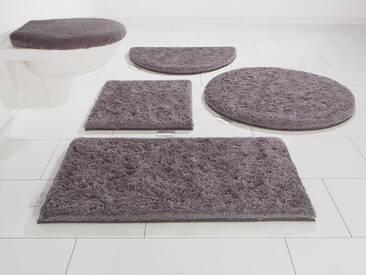 Guido Maria Kretschmer Home&Living Badematte »Jari« , Höhe 30 mm, grau, 30 mm, grau