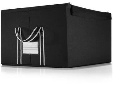 REISENTHEL® Aufbewahrungsbox »storagebox L«, schwarz, Schwarz