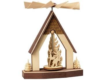 SAICO Original Heizungspyramide Weihnachtsstube