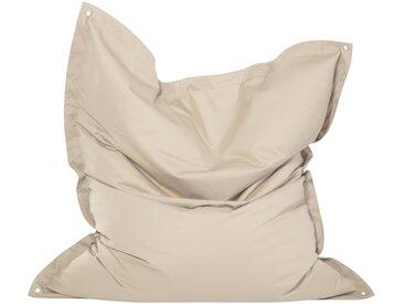 OUTBAG Sitzsack »Meadow Plus«, wetterfest, für den Außenbereich, H: 130 cm, natur, beige