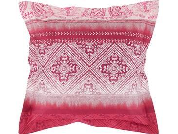 Bassetti Kissenhülle »Faraglioni«, im sommerlichen Design, rot, Baumwolle, rot