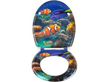 SCHÜTTE WC-Sitz »Sea Life«, bunt, bunt