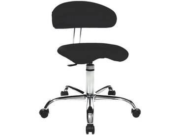 TOPSTAR Sitzhocker »Sitness 40«, schwarz, schwarz