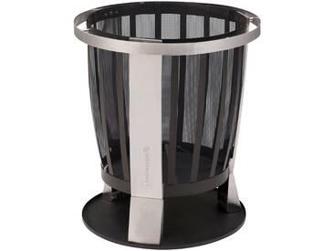 LANDMANN Feuerkorb »Style«, ØxH: 55x69 cm, schwarz, schwarz