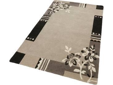 THEKO Teppich »Napura«, rechteckig, Höhe 12 mm, grau, 12 mm, grau