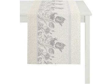 APELT Tischläufer »TULIP« (1-tlg), grau, grau