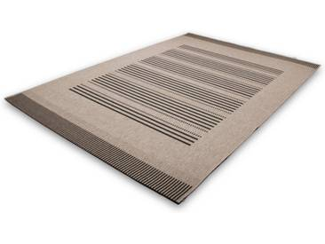 LALEE Teppich »Finca 501«, rechteckig, Höhe 5 mm, silberfarben, 5 mm, silberfarben