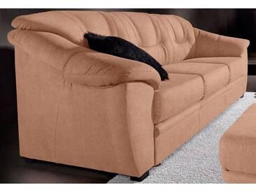 sit&more 3-Sitzer, braun, 198 cm, braun