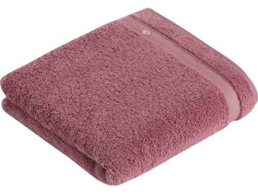 Vossen Handtücher »Scala«, mit Bordüre, rosa, Wirkfrottee, esmeralda