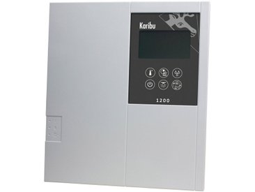 Karibu KARIBU Sauna-Steuergerät »Classic Bio«, für Bio-Öfen, extern, 9 kW, grau, grau