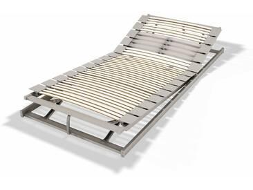 Schlaraffia Lattenrost, »ComFEEL 40 Plus KF«, 40 Leisten, Kopfteil manuell verstellbar, (1-tlg), Belastbar 120 kg