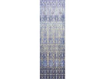 Artland Wandgarderobe »Jule: Ethnostyle I«, blau, 140 x 45 x 2,8 cm, Blau