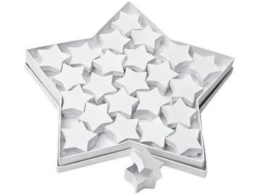 Folia Schachtel-Set Stern 25 Stück