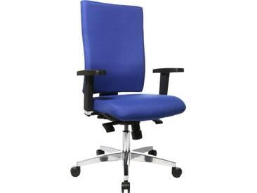 TOPSTAR Bürostuhl »Light Star 20«, blau, blau