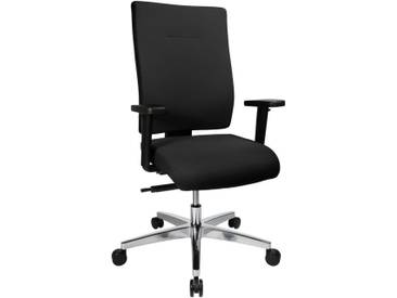 TOPSTAR Bürostuhl »Profi Star 15«, schwarz, schwarz