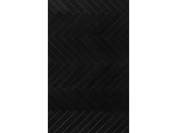 PARADOR Parkett »Trendtime 3 Living - Eiche schwarz«, 570 x 95 mm, Stärke: 10,5 mm, 1,08 m², schwarz, schwarz