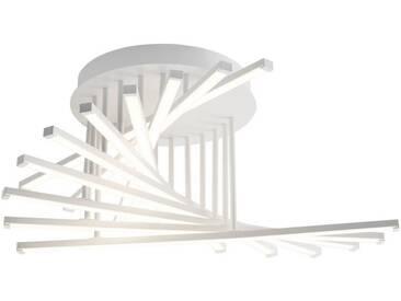 AEG Cyrus LED Deckenleuchte 62cm weiß, weiß, weiß