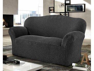 GAICO Sofahusse »Scacco«, mit moderner 3D-Struktur, grau, 2-Sitzer, anthrazit