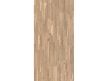 PARADOR Parkett »Classic 3060 Living - Eiche, geölt«, 2200 x 185 mm, Stärke: 13 mm, 3,66 m², weiß, weiß