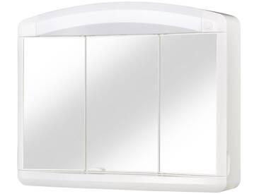 jokey Jokey Spiegelschrank »Max« Breite 65 cm, mit Beleuchtung, weiß, weiß
